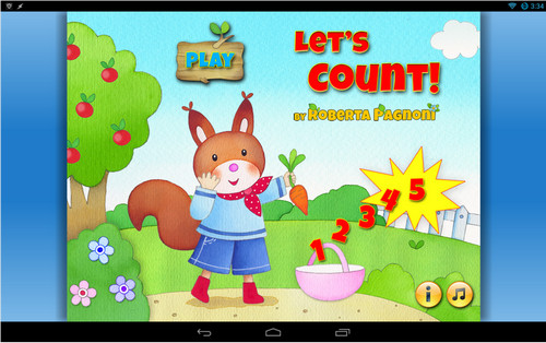 download Let's Count to 5 cho Android