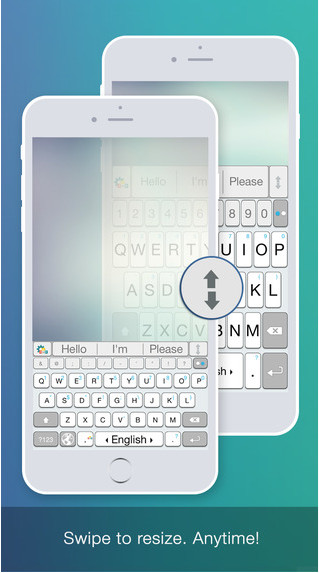 download Al.Type Keyboard cho iOS