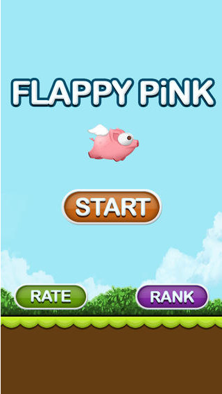 download Flappy Pink Bird cho iPhone