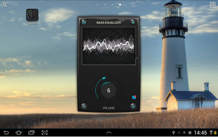 Equalizer and Bass Booster cho Android - Chỉnh nhạc trên Android -Chỉn