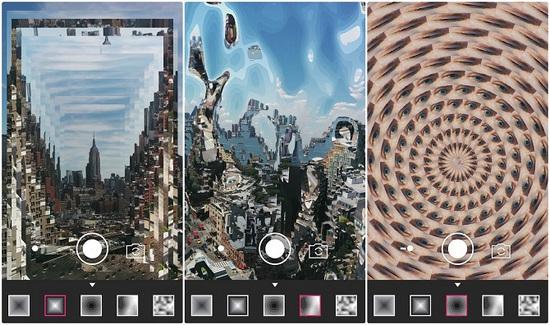Tunnel Vision - Ứng dụng tạo không gian ảnh ảo, đánh lừa cảm giác
