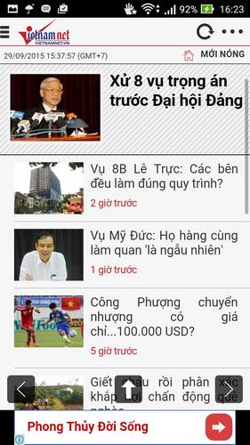 tai vietnamnet cho android