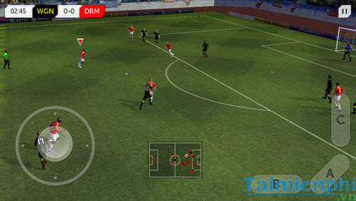 tai Dream League Soccer cho lumia