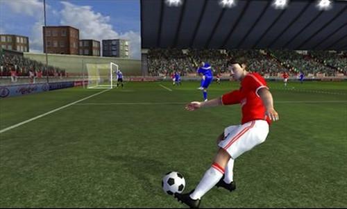 download Dream League Soccer cho Win Phone