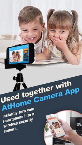 AtHome Video Streamer cho iPhone