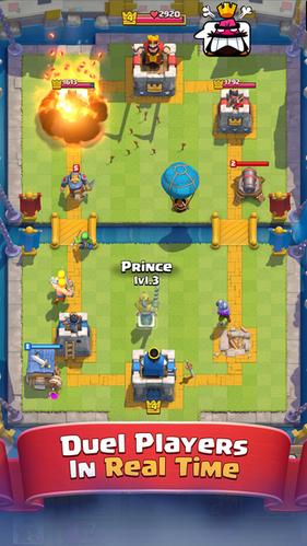 tai Clash Royale cho iPhone