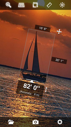 download easymeasure cho iphone