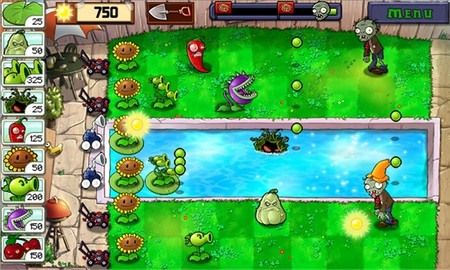 Plants vs. Zombies for Windows Phone