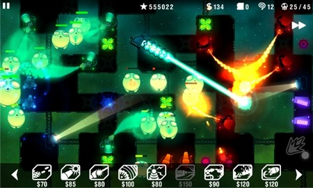 Radiant Defense for Windows Phone