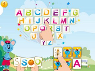 ABC Comic Capital Letters for iOS