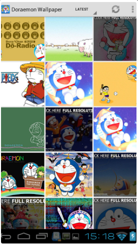 Doraemon WallPapers for Android