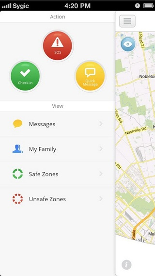 Family GPS Tracker for Android