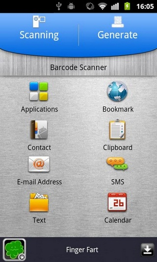 George Barcode Scanner For Android