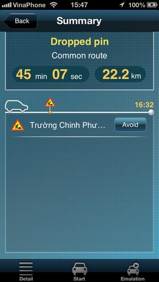Giaothong247 for iPhone