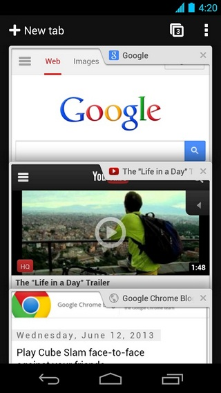 Chrome Browser for Android