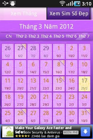 Phong Thủy Kinh Dịch for Android