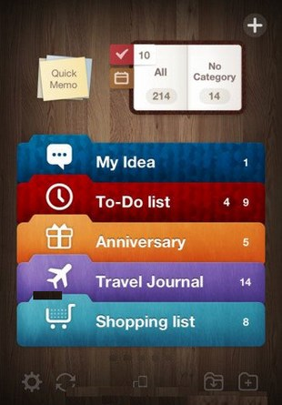 Awesome Note Lite For iOS