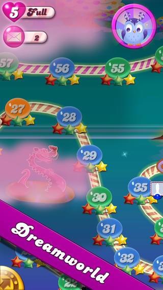 download Candy Crush Saga cho iPhone