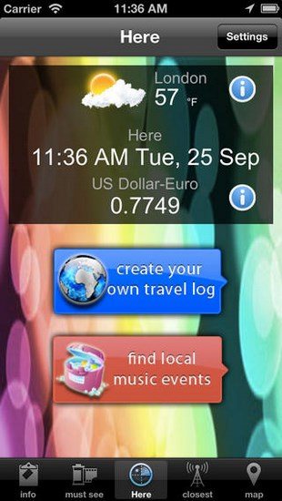 City Travel Guides for iOS