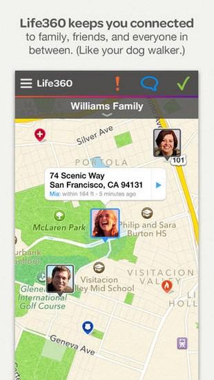 Life360 Family Locator for iOS