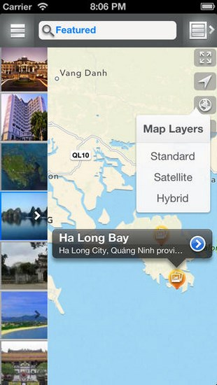 MyTravel Vietnam for iOS