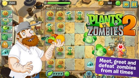 Plants vs. Zombiesfor 2 for iOS