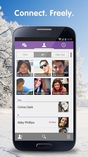 download Viber cho Android
