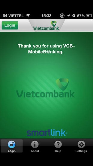 Vietcombank for iOS