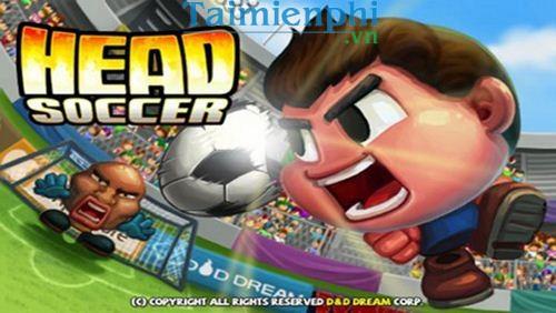 Head Soccer for iOS - Game sút bóng vào ngôn cho iOS -Game sút bóng và