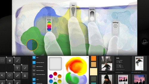 Adobe Debut for iPad