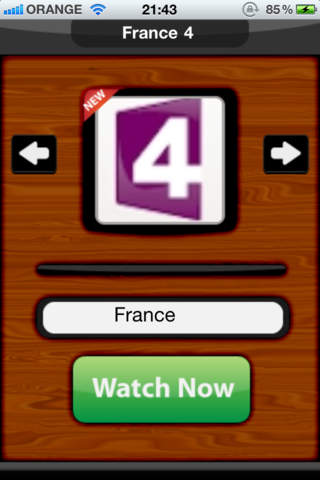 Advance Live TV for iOS