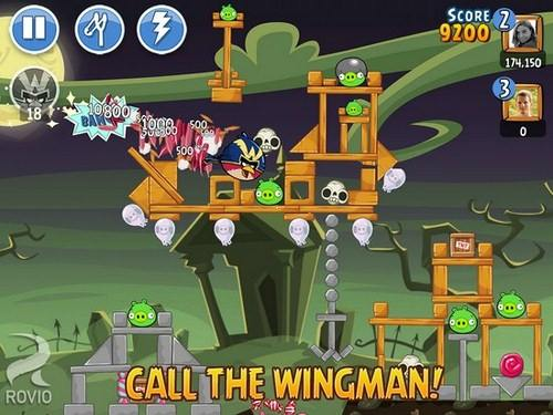 Angry Birds Friends for Android