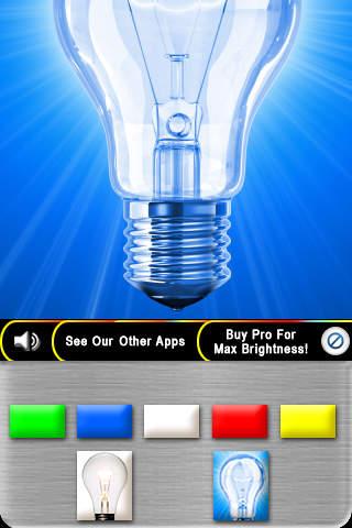 Brightest Flashlight Free for iOS