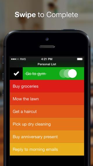 Clear for iOS