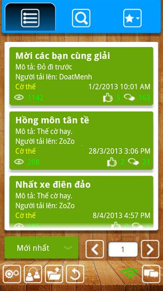 Cờ tướng Cờ úp online for Android