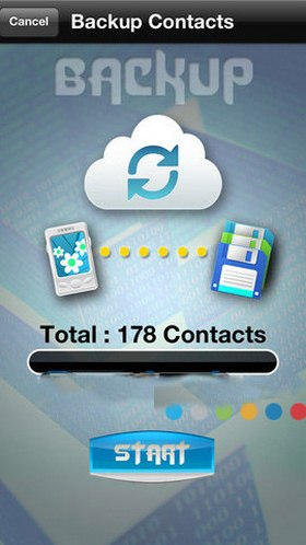 Contacts Sync & Backup Pro for iOS