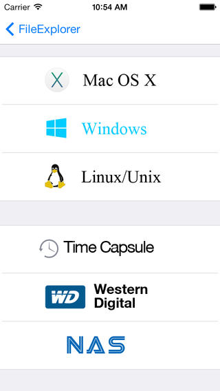 FileExplorer Free for iOS