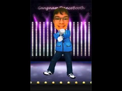 Gangnam DanceBooth for iOS