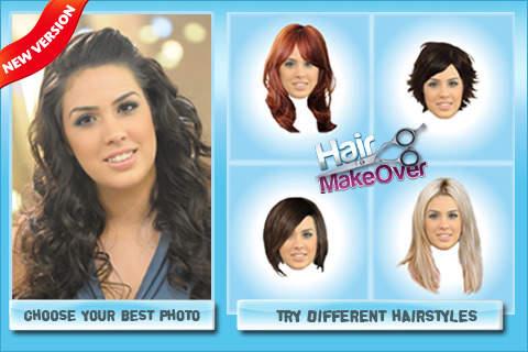 Hair MakeOver for iOS