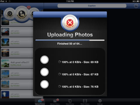 iLoader for Facebook HD Lite