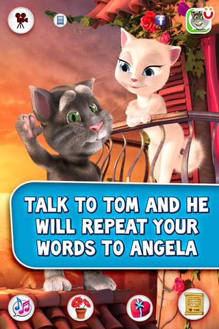 Tom Loves Angela for iOS
