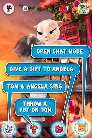Tom Loves Angela for iOS