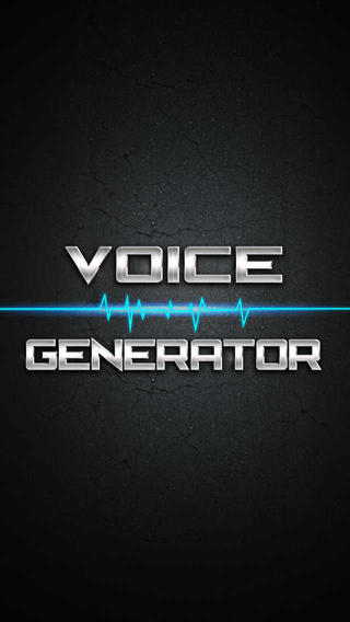 Voice Generator for iOS