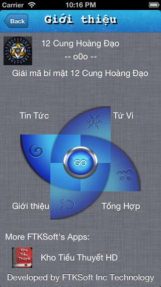 12 Cung Hoàng Đạo for iOS