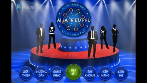 Đặc biệt bạn sẽ có cơ hội nhận thưởng bằng tiền mặt hoặc thẻ cào điện thoại  khi chơi Ai la trieu phu 2013 for iOS.