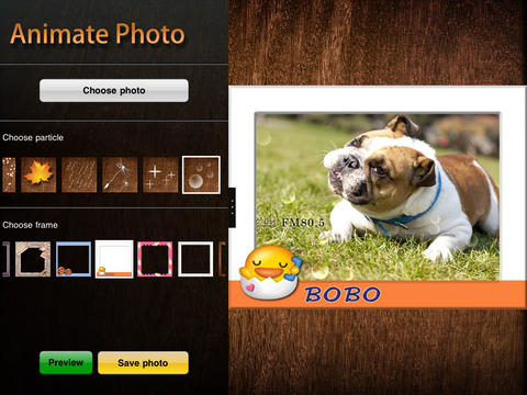 Animate Photo Free for iPad