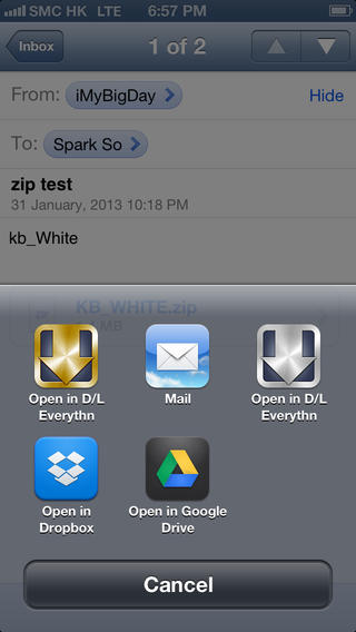 Download Everything Free for iOS