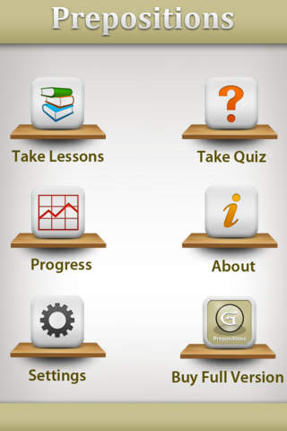 Grammar Express: Prepositions Lite for iOS