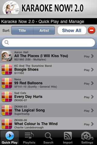 Karaoke Now for iOS