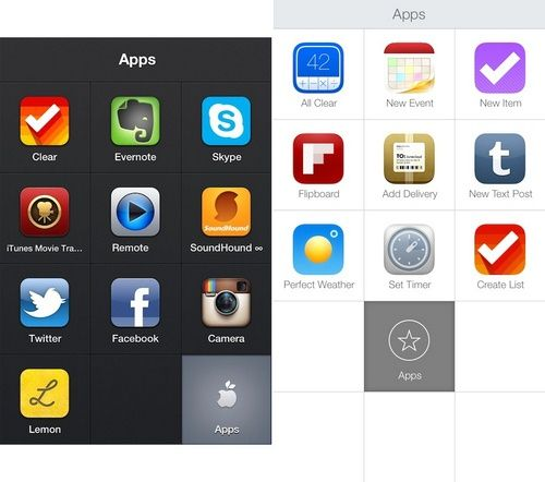Launch Center for iOS